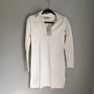 Zara Polo Dress Sz Small